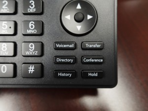 Phone - Main Buttons