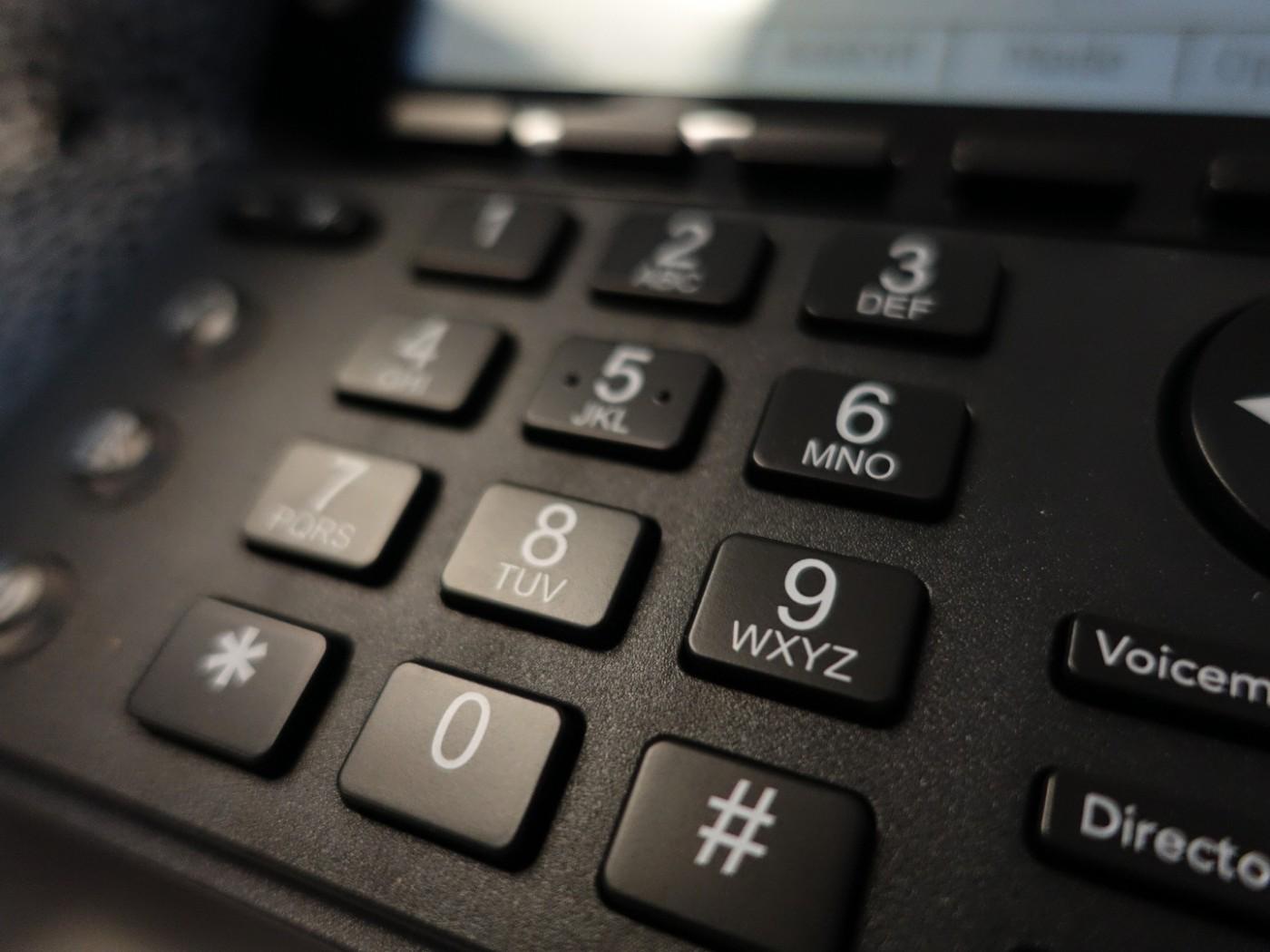 Phone - Phone keypad