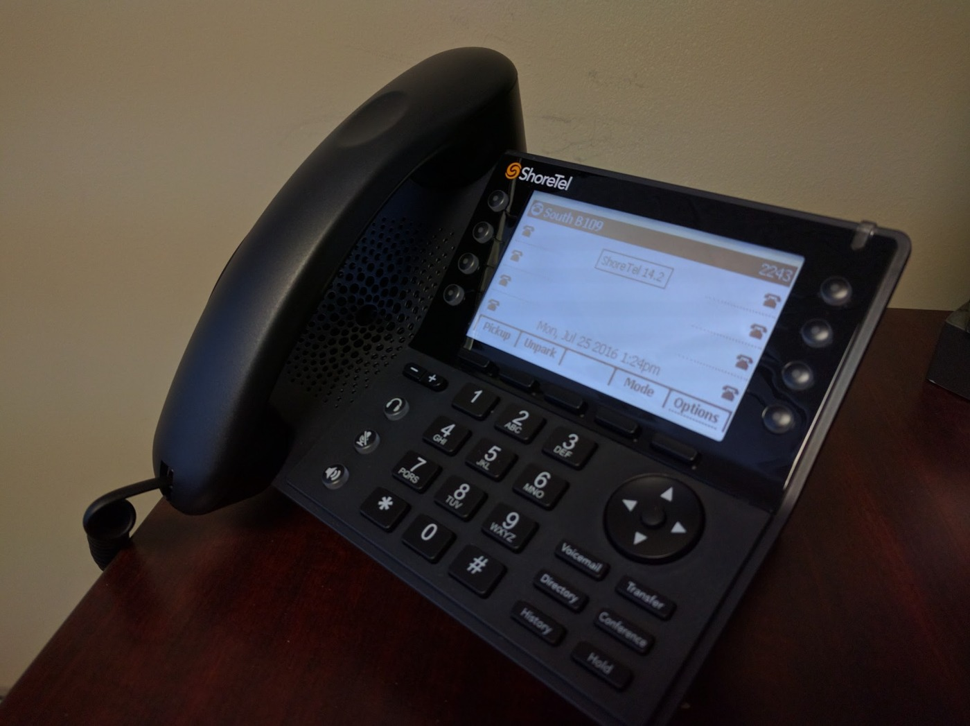 Phone - ShoreTel Phone