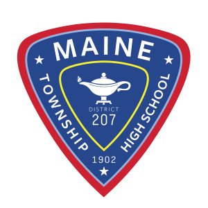 Maine Township High School District 207 Logo